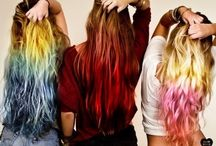 Hair! / by Victoria Campos
