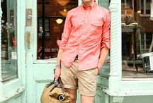 Guys clothes that I like! / by Paige Alcorn