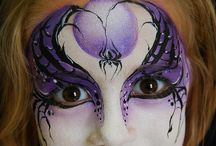 face painting / by Carol
