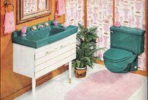 1950's Bathroom