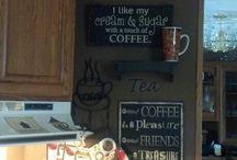 cafe theme kitchen