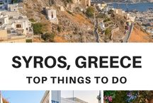 Syros Travel Guides