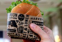 food truck packaging