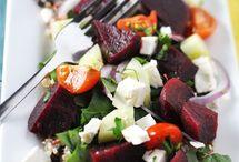 Recipes: Salads / by Stacie Hansen