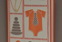 Something for Baby Stampin Up! / Stampin Up!, stamping, crafts, baby, baby shower, gifts, baby gifts