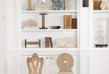 Shelving ideas  / by Candice Bruno