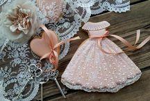 пряники платья