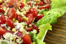 Salads / by Denise Lape Dziesupek