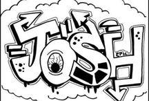 Kuvis: Graffiti & Street art