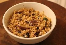 Rotis and Rice