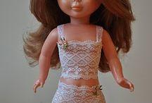 Vestuario para muñecas