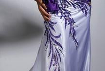 Outfit-Abendkleider lang