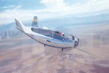 Lifting Body Aircraft