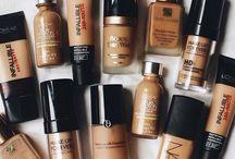 maquiagem itens
