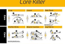 Fitnes workout