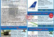 Umrah Promo / Umrah 1436H