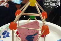 Science/STEM / Find elementary education activities about science and STEM here! Includes resources, challenges, projects, kindergarten, posters, math, first grade, lessons.