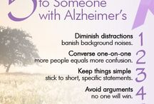 Alzheimer's help / by Kelley Day-Rath