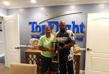 TopFlight Community Connections / An effort to have TopFlight Realty and Property Management recognized in the community as fostering valuable and concrete connections to the city and area that we not only do business in, but also live in. We are establishing ourselves as the leading property management company in Clarksville, who cares about the relationships that are needed to build a necessary foundation of service and commitment. But, also those businesses that understand the vision of community.