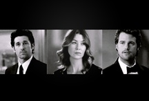 Best TV triangles / Some of the best love triangles on TV / by Sherine Paul