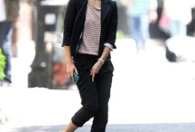 My Fav Celeb Daily Style / Look simple and comfort