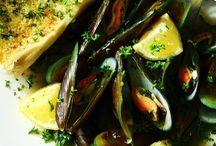 Love seafood / by Jackie Gutierrez