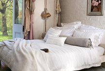 Boho/Vintage/bedrooms