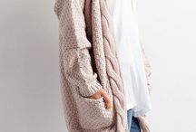 Sweater Cardigans