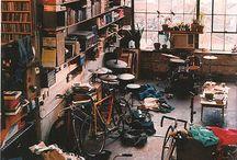 Appartement Manon & Anna - De Geheugenkliniek / Tips voor het decor van De Geheugenkliniek, dé afscheidsfilm van groep 8! Meer informatie op http://bit.ly/2iaX2t9
