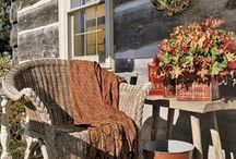 Outdoor decorations / by Gayle Perrett