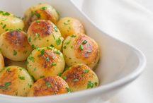 Potatoes yum