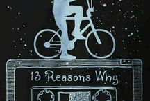 13 reasons why / WARNING! my heart is bleeding