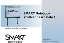 Smart tábla, Notebook