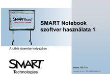 Smart tábla, Notebook