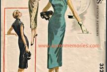 Vintage Patterns / by EllynAnne Geisel