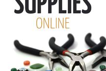 To buy jewelry making supplies