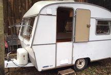 My caravan shop / A 1970s Thomson Glen