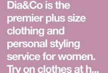 Plus sized clothes