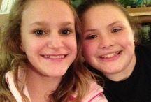Selfies / Me, my family, and my friends' selfies