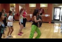 zumba / by Ivy Dawn Justice Wree