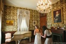 Chateau Bellevue Exterior/Interior Photos / Photos of the Exterior and Interior of Chateau Bellevue. www.chateaubellevueaustin.org
