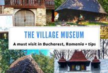 Travelling Romania
