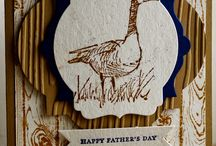 Stampin' Up! - Wetlands / Projects using the Wetlands stamp set.