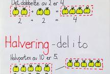 Skole - matematikk