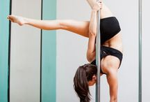 POLE DANCE - Handstand, Headstand, Elbow Stand