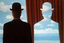 Ren'e  Magritte