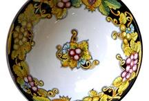 Our Frutta Nero Italian Ceramic Collection