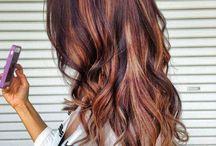 hiukset