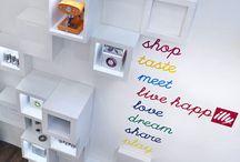 Shop indretning
