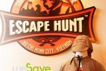 Escape Hunt Experience / Op 6 mei gaan wij de Escape Hunt spelen in Ho Chi Minh! Ben je benieuwd naar hoe het spel werkt? Kijk dan hier! #3MTT #NHTV